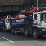 GW Grab truck convoy