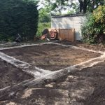 Site clearance and Groundwork